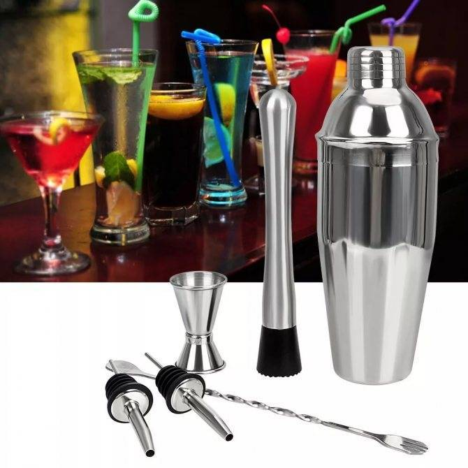 Методы приготовления коктейлей (cocktail preparation methods) / typobar.ru