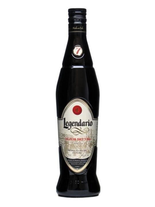 Ром legendario (легендарио): описание, отзывы и стоимость
