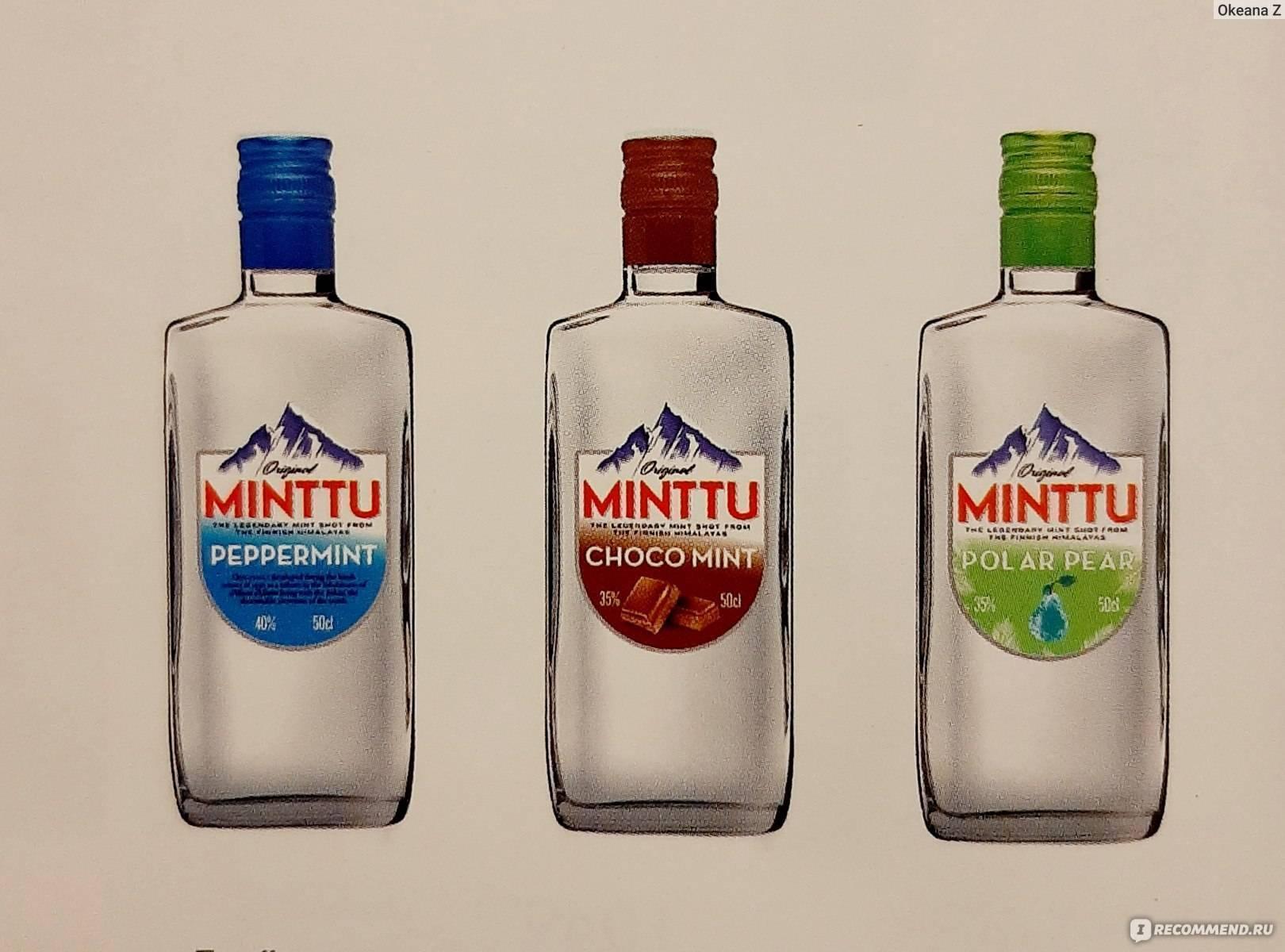Ликер minttu (минту): описание, отзывы и стоимость