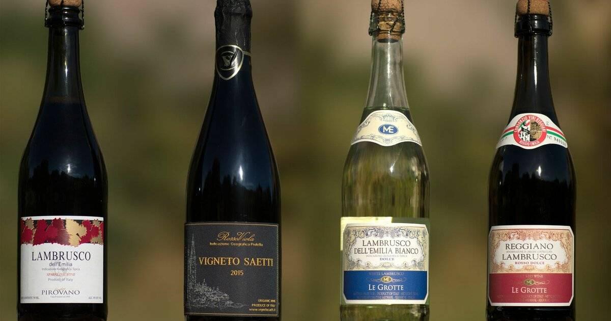 Игристые вина: шампанское, просекко, ламбруско и другие | выпейменя.рф