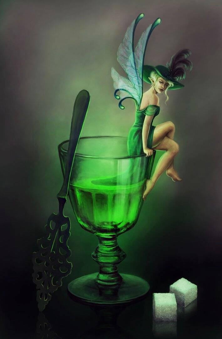 Абсент, его история, свойства, как выбрать и пить   выпейменя.рф