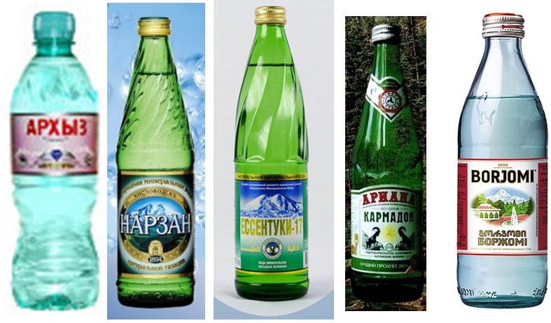 Лечебная минеральная вода: как пить правильно газированную минералку в лечебных целях, список популярных марок