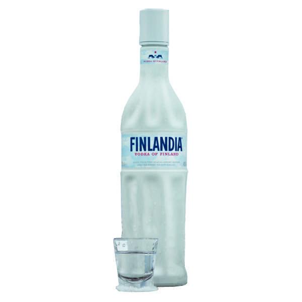 Обзор водки финляндия