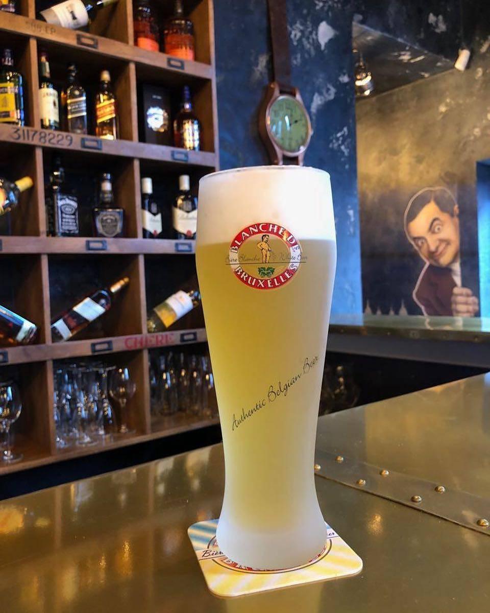 Пиво бланш де брюссель и его особенности