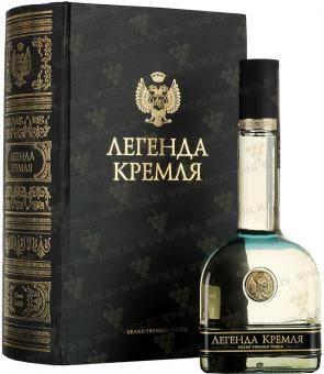 Водка «легенда кремля» | федеральный реестр алкогольной продукции | реестринформ 2020