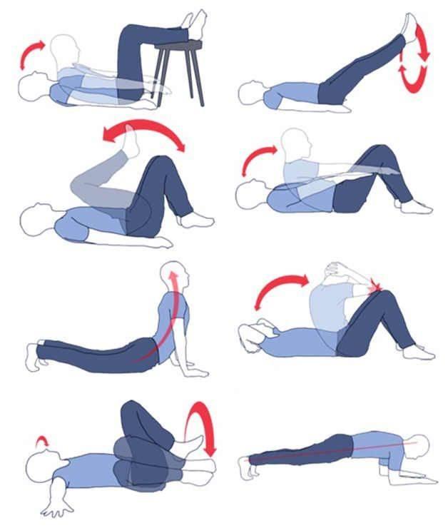 Как избавиться от жира на боках мужчине упражнения