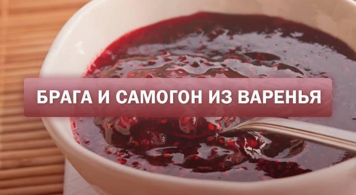 Брага из варенья: рецепты