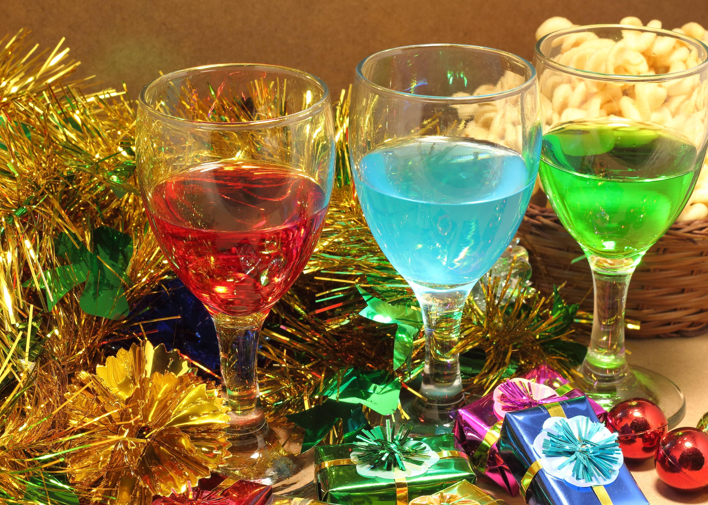 Напитки на новый год 2019-2020 безалкогольные, алкогольные, кофейные, с шампанским и для детей