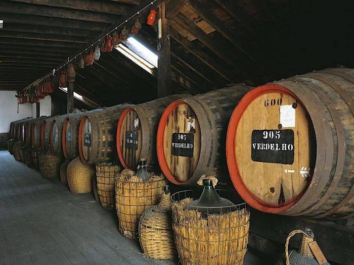 Португальское вино Мадера (Madera) — дамский коньяк с карамельным вкусом