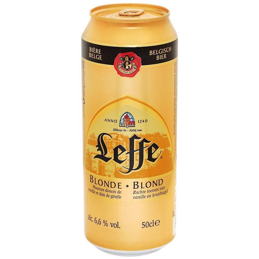 Аббатское leffe – пиво с богатым вкусом и ароматом