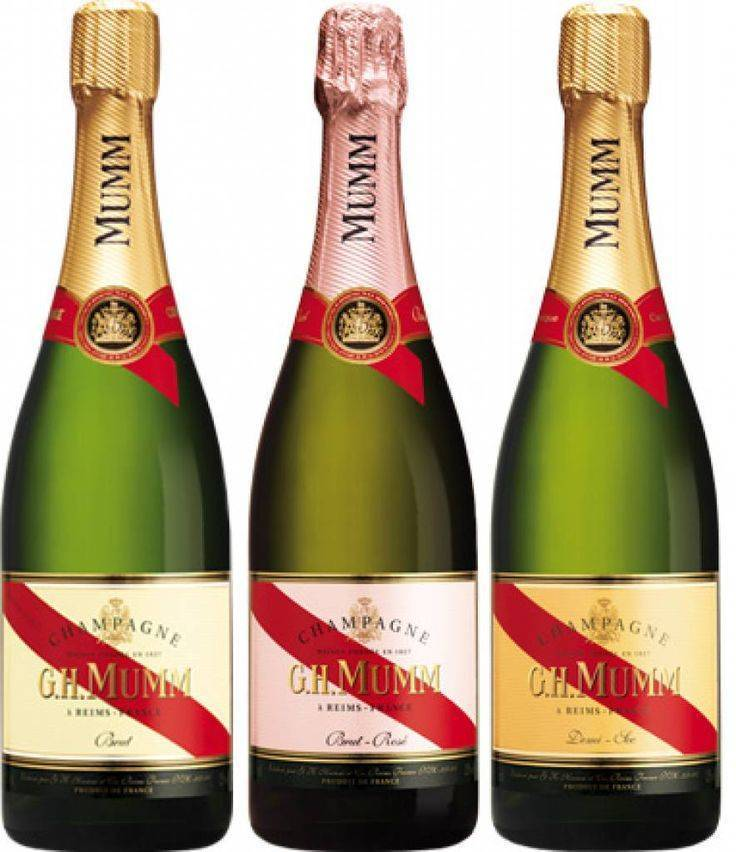 Обзор шампанского mumm