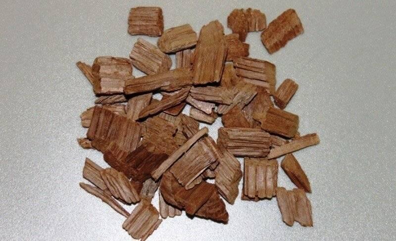 Настойка на дубовых кубиках, палочках, брусочках домашние рецепты