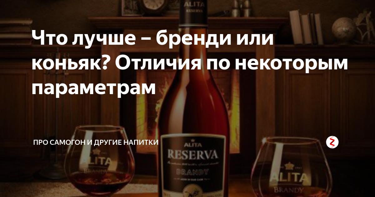 Виски, бренди, коньяк – их история и различия