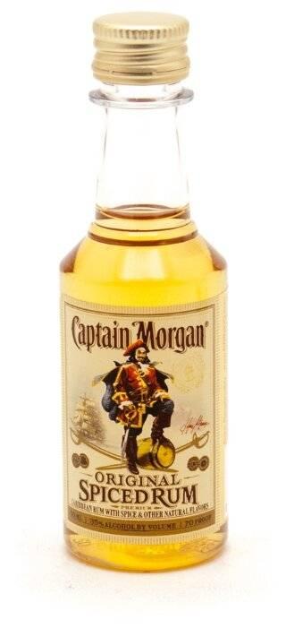 Обзор рома captain morgan spiced gold (капитан морган пряный золотой)
