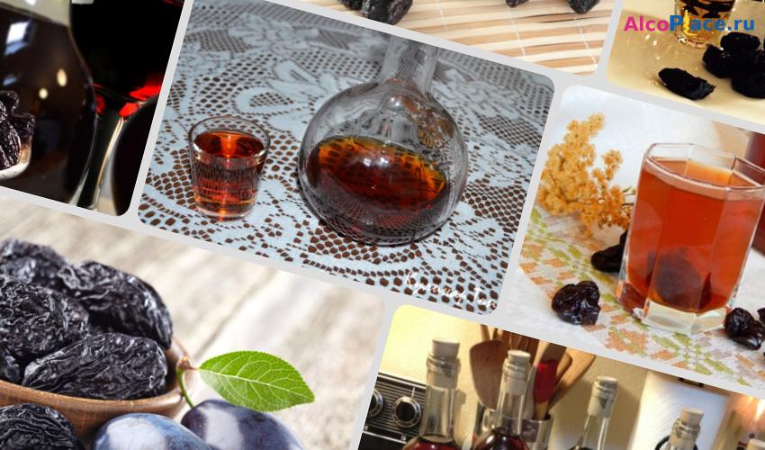 Рецепты домашних настоек: 11 вариантов приготовления самогона на черносливе