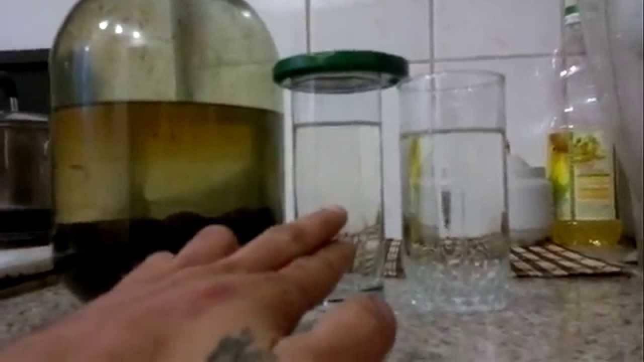 Зерновой дистиллят помутнел после разбавления водой. почему самогон бывает мутный
