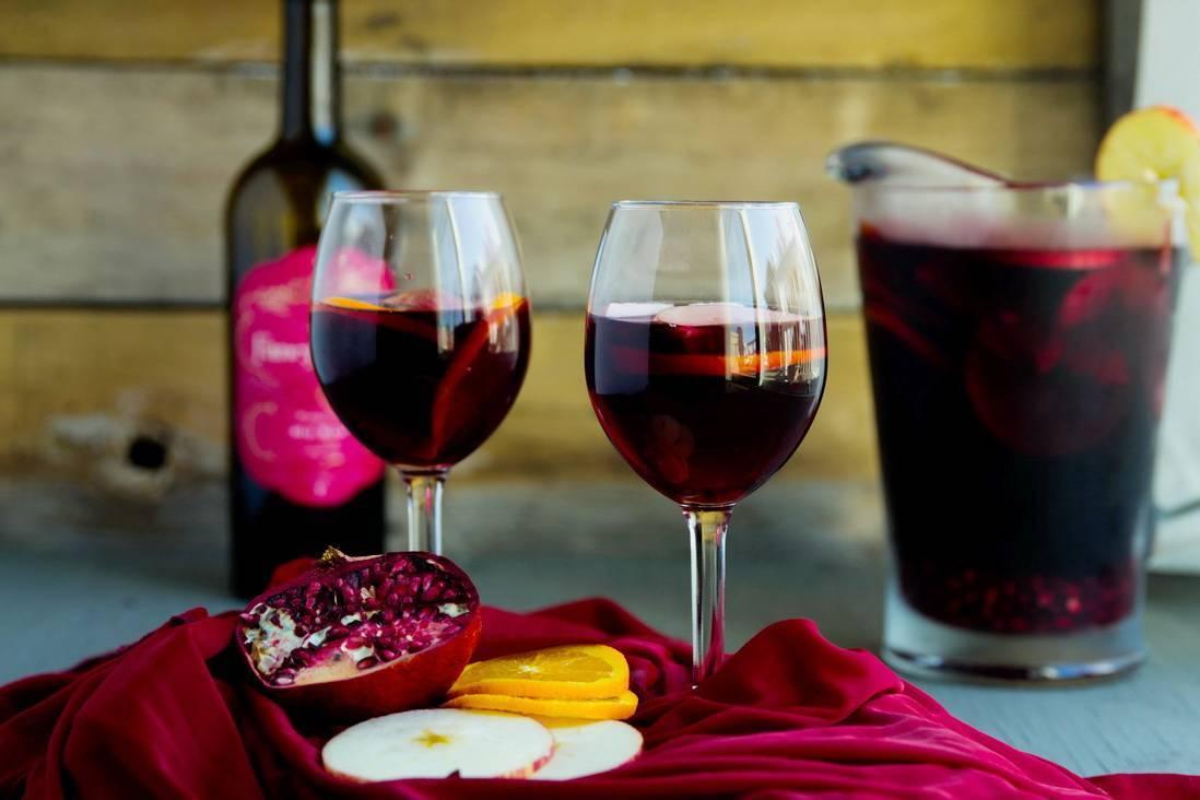 Гранатовое вино секркты в домашних условиях
