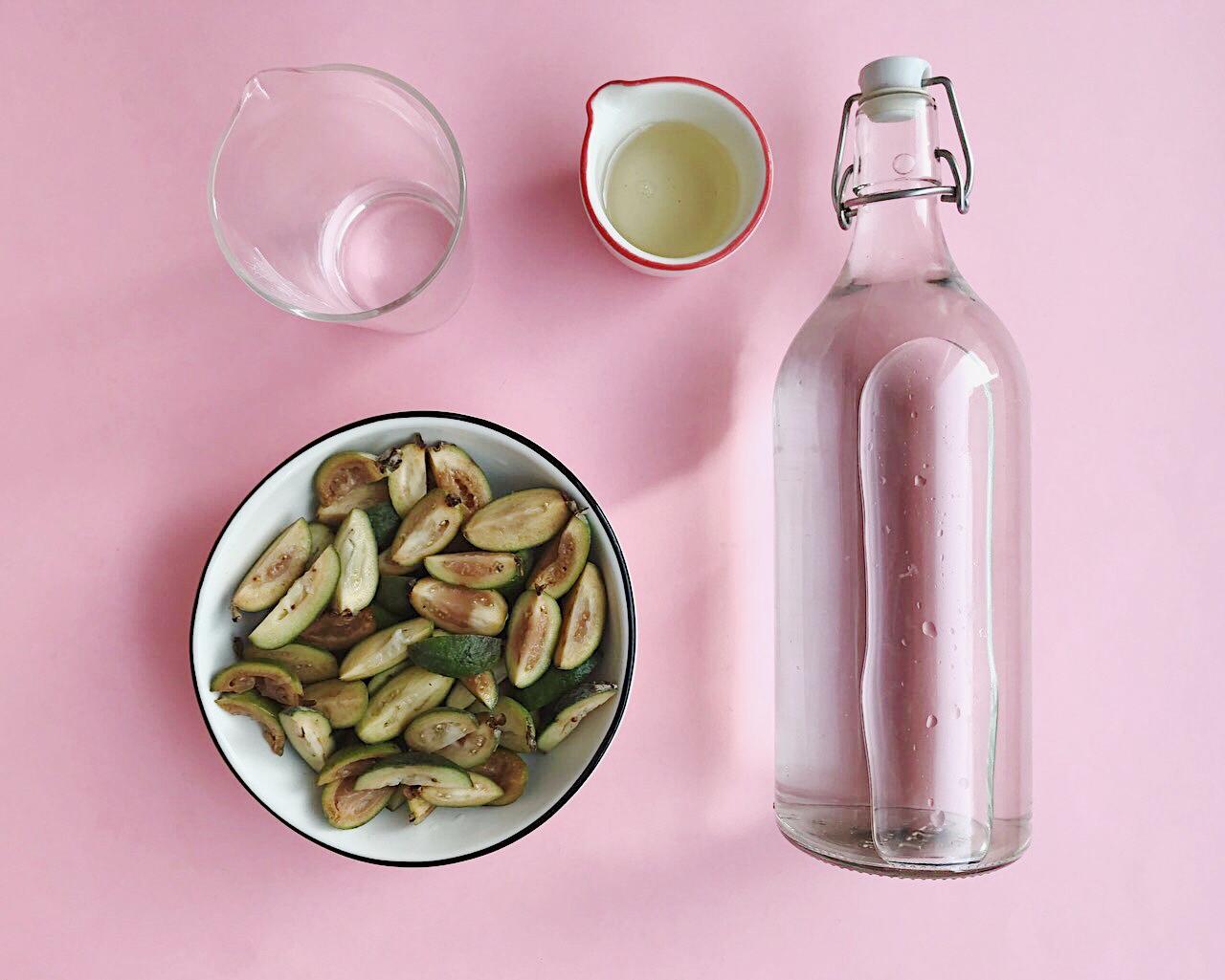 Рецепты домашней настойки на фейхоа на водке ⛳️ алко профи