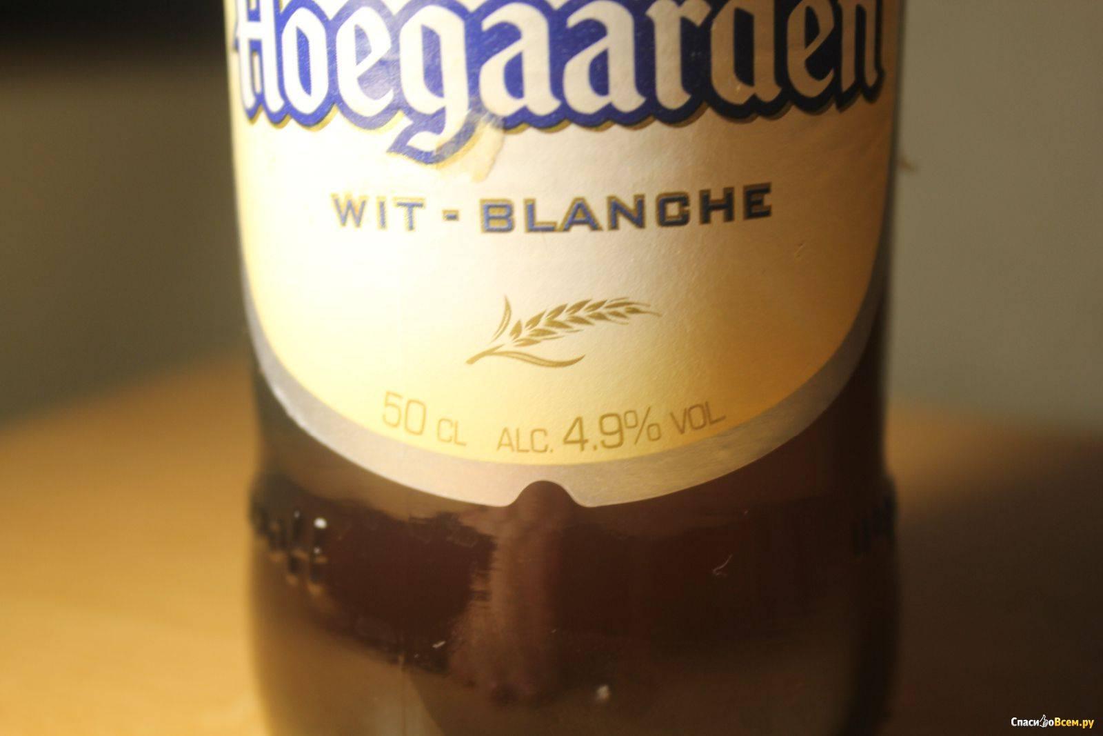 Хугарден чье пиво