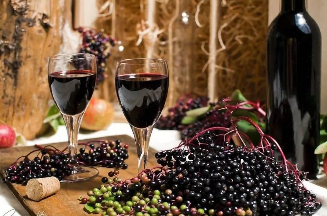 Вино - рецепты