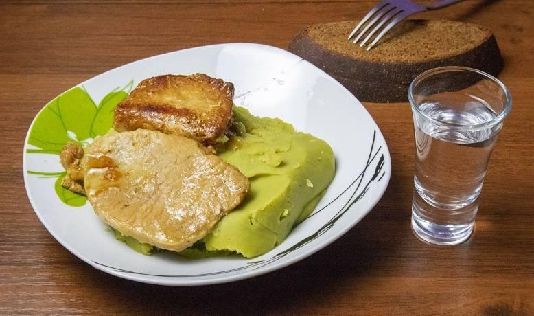 Самогон на горохе: рецепт браги в домашних условиях
