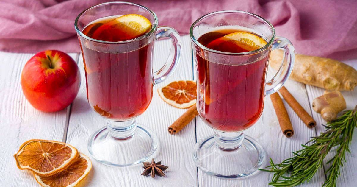 Безалкогольный глинтвейн рецепты - вкусные рецепты от receptpizza.ru