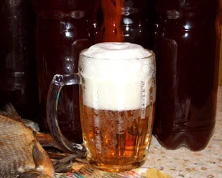 Рецепт домашнего пива из солодового экстракта