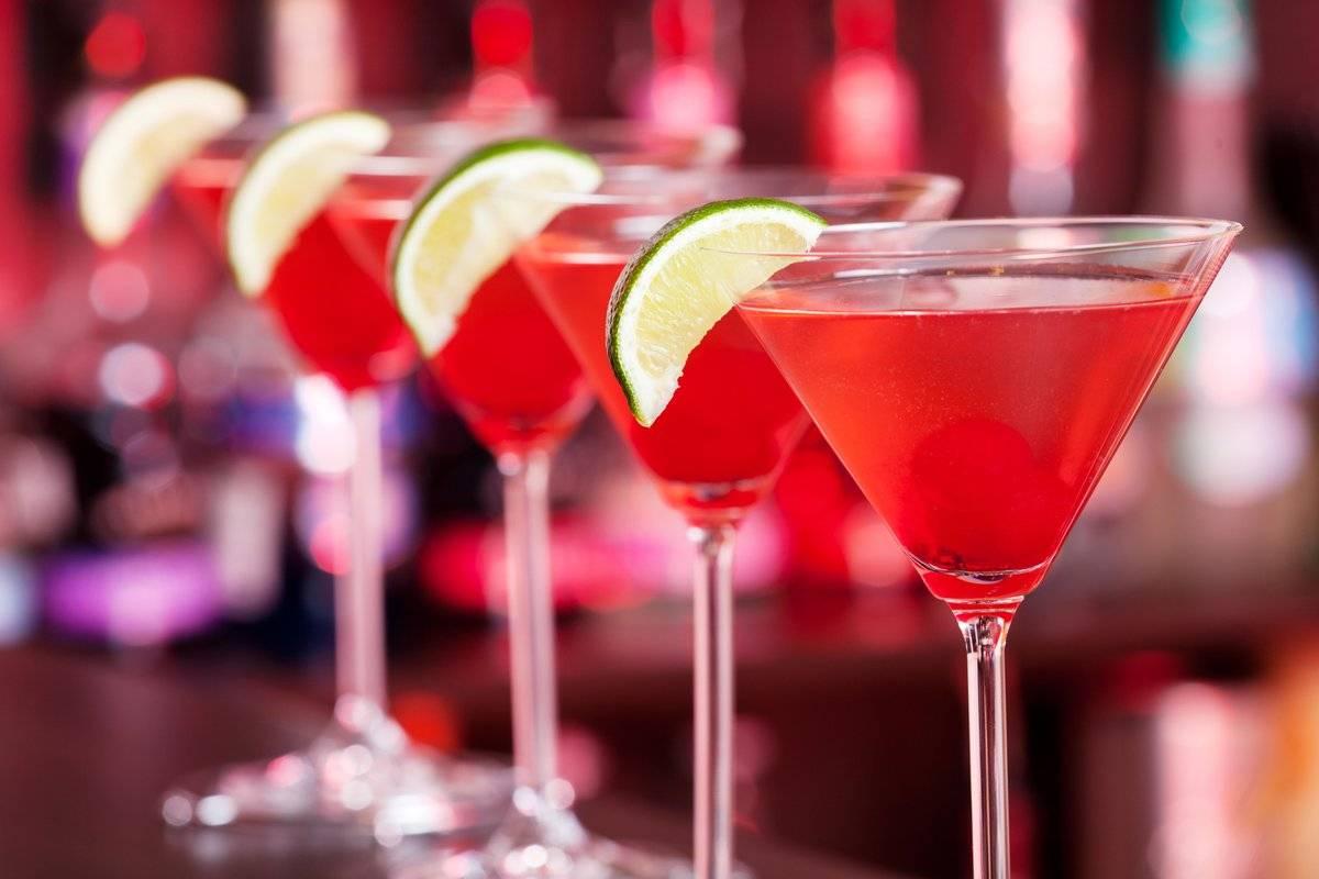 Космополитен (cosmopolitan) – женский коктейль вместо мартини