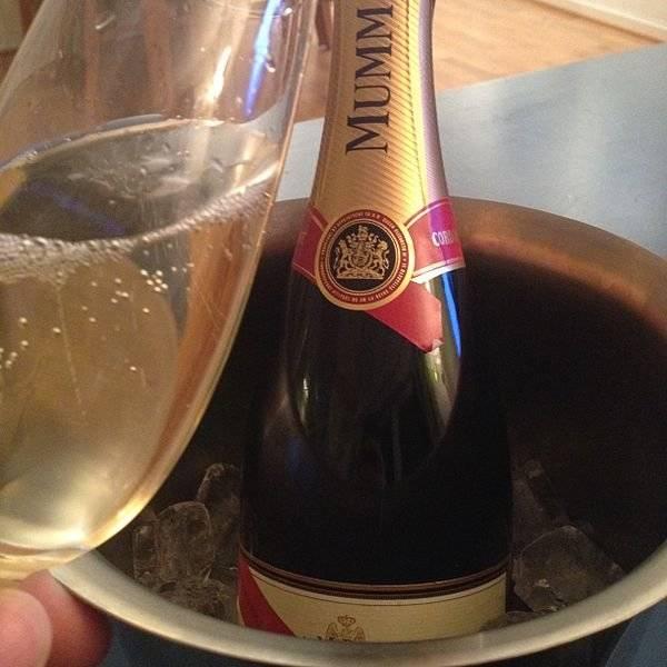 Шампанское mumm: исторические факты, описание, производитель