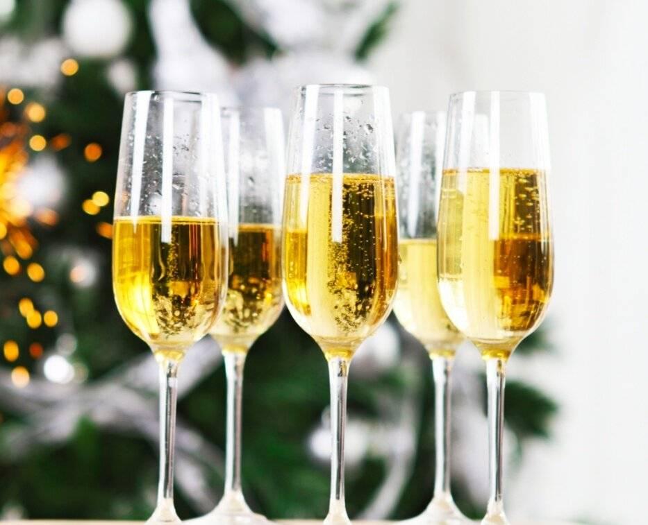 Как выбрать хорошее и вкусное шампанское на новый год