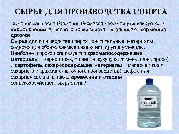 Спирт этиловый. спирт этиловый рецепт на латинском языке