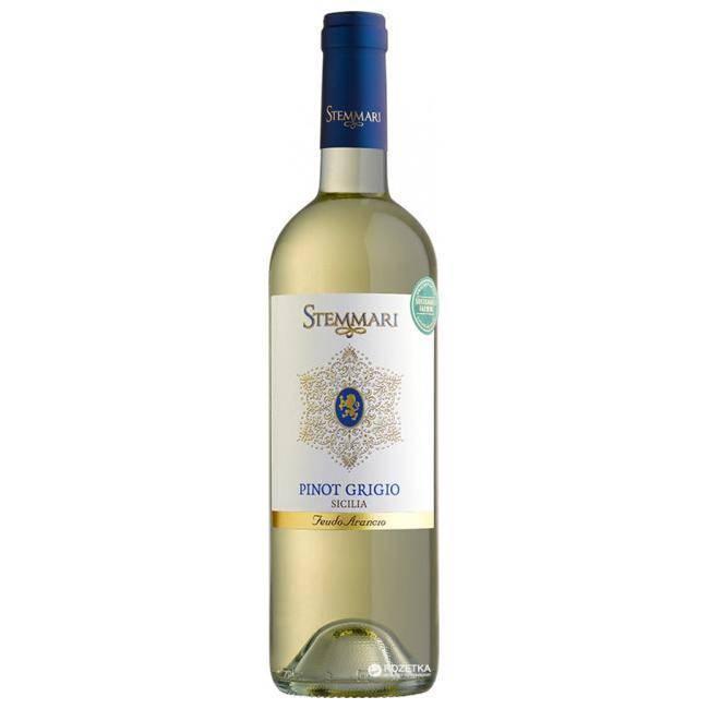 Вино белое сухое la casada pinot grigio — отзыв