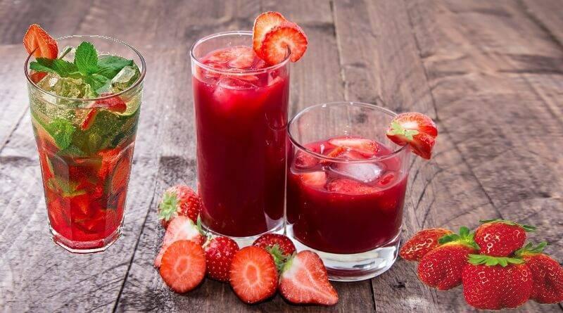 С чем пьют ксу клубничный. клубничный ликер в домашних условиях — лучшие рецепты. как сделать клубничный ликер в домашних условиях