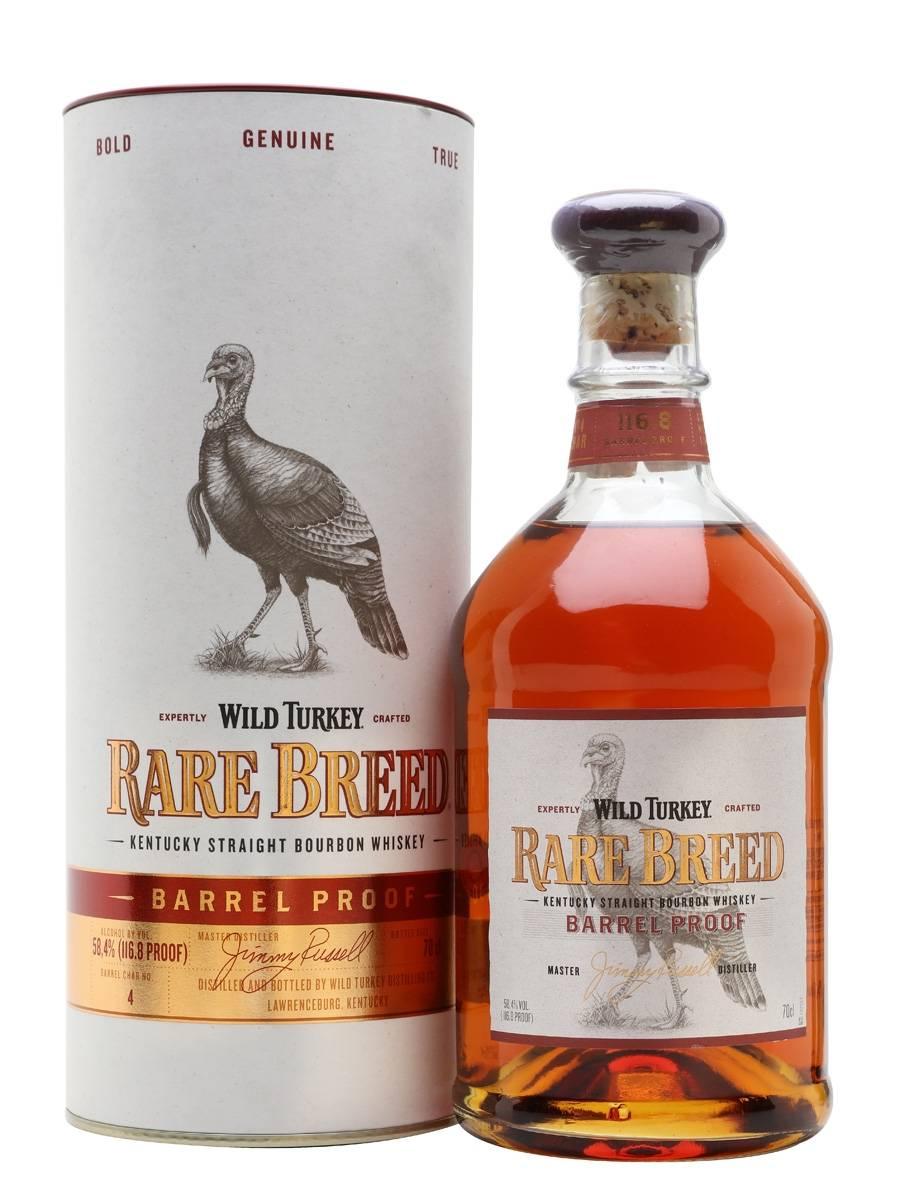 Бурбон wild turkey: обзор вкуса и марки