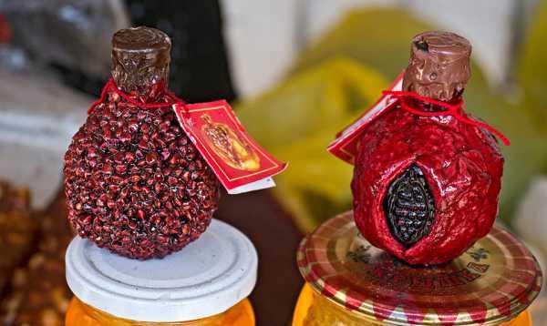 Гранатовое вино: особенности армянского сухого, полусладкого напитка, как сделать вино из сока граната в домашних условиях