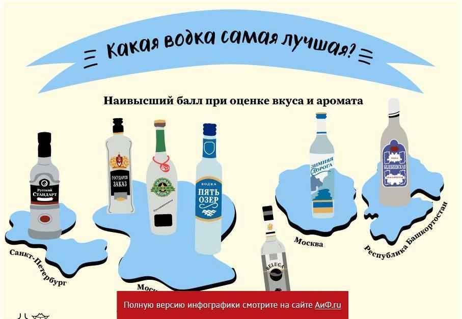 Как выбрать водку — чтобы не было мучительно больно