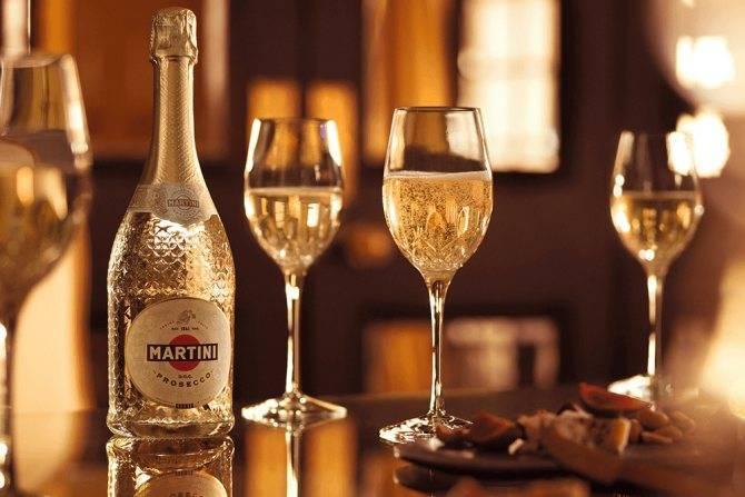 Виды и классификация мартини