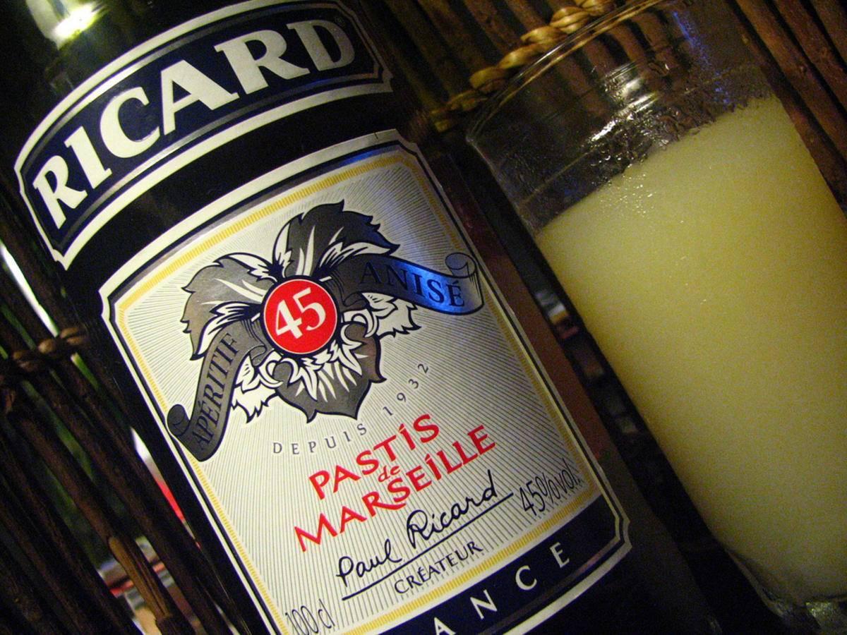 Настойка ricard anise (рикард анис): опсиание и изготовление в домашних условиях