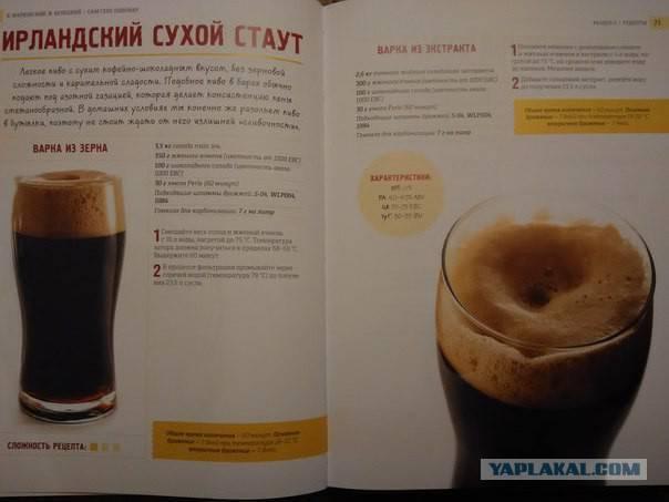 Бельгийский рецепт вишневого пива