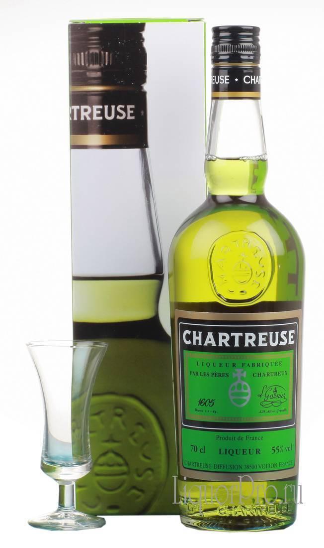Травяной ликер шартрез (chartreuse) французский экстракт долголетия