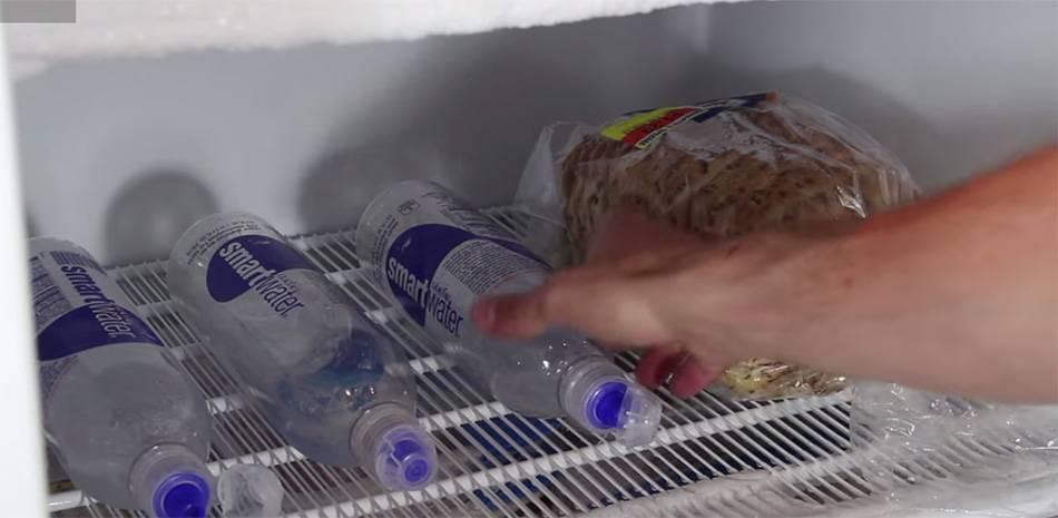 При какой температуре замерзает пиво в банке