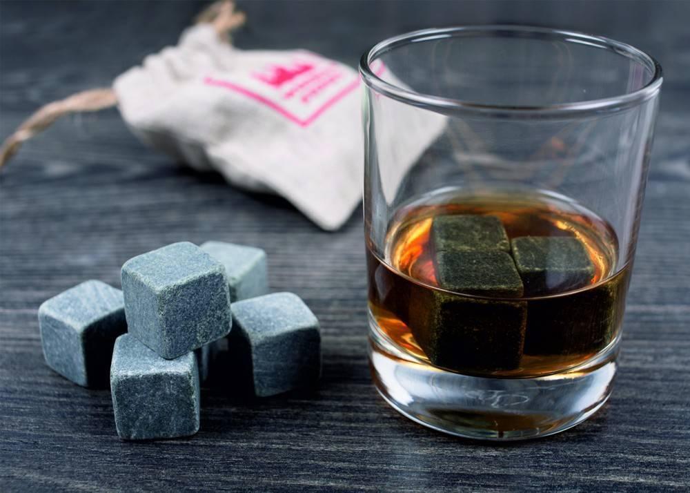 Охлаждающие камни для виски: для чего нужны, какие лучше выбрать