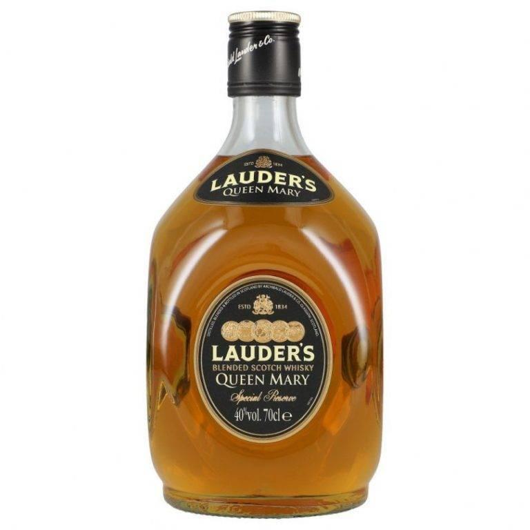 Обзор виски Lauder's (Лаудерс)