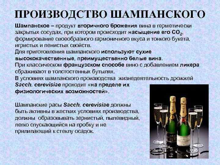Технология производства натуральных вин