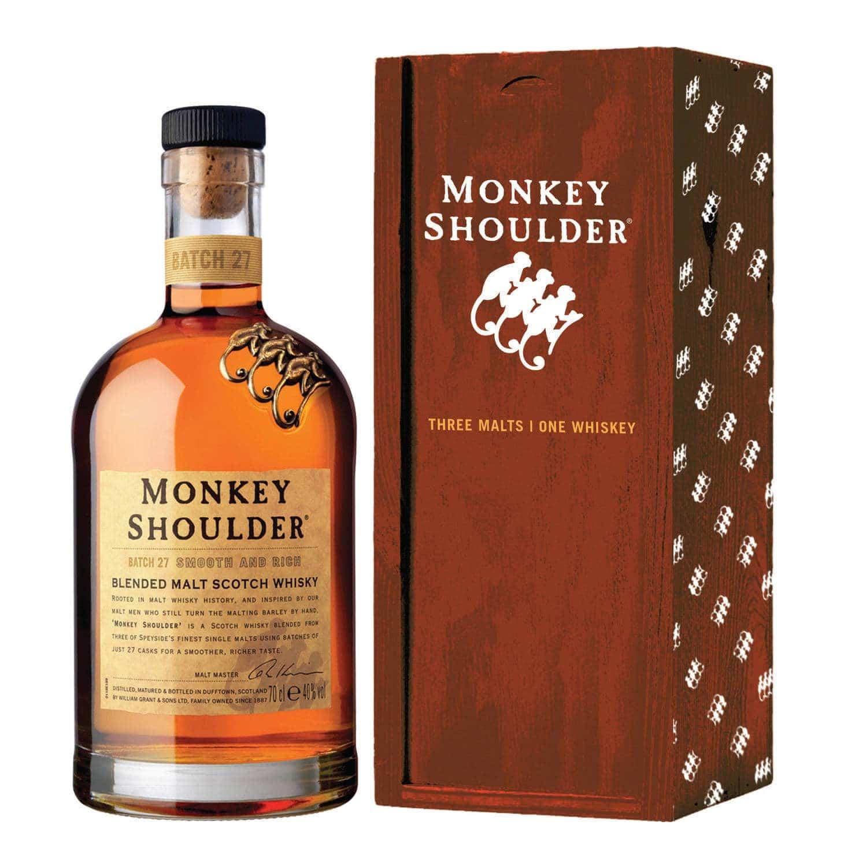 Виски monkey shoulder (манки шолдер): особенности вкуса и рекомендации по употреблению   inshaker   яндекс дзен