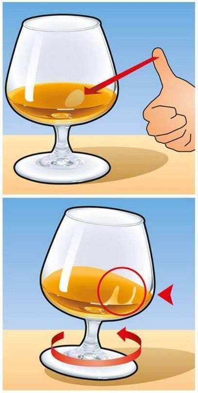 Разновидности коньячных бокалов, правила их использования