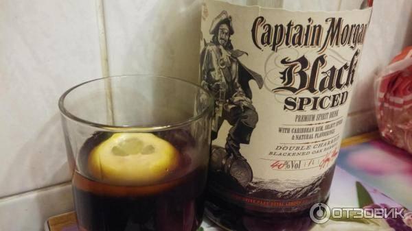 """""""капитан морган"""" пряный: описание, отзывы о напитке, как правильно пить"""