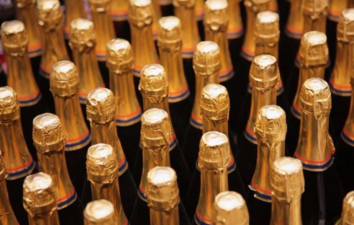 Сколько в ящике шампанского, wine - water ⛳️ алко профи