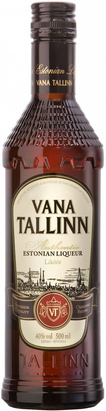 The best guide | ликёр vana tallinn