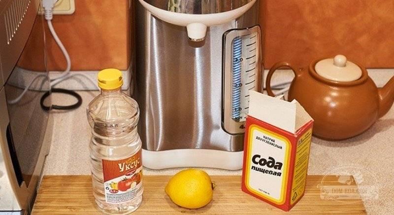 Правила осветления браги с помощью смеси из лимонной кислоты и соды